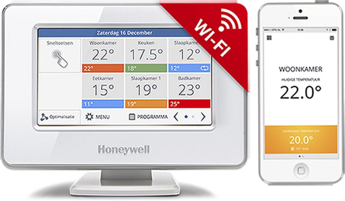 Honeywell Evohome Aan/Uit Slimme Thermostaat - Wifi - Draadloos