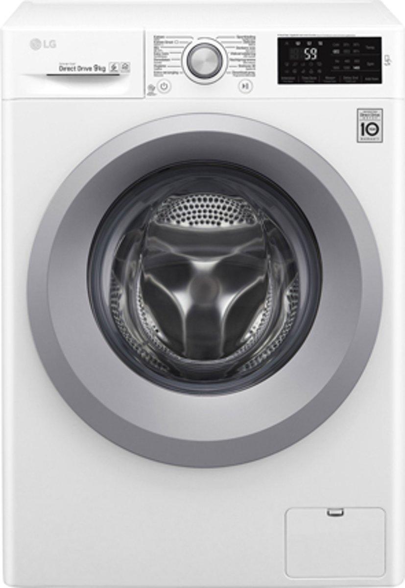 LG F4J5VN4W - wasmachine