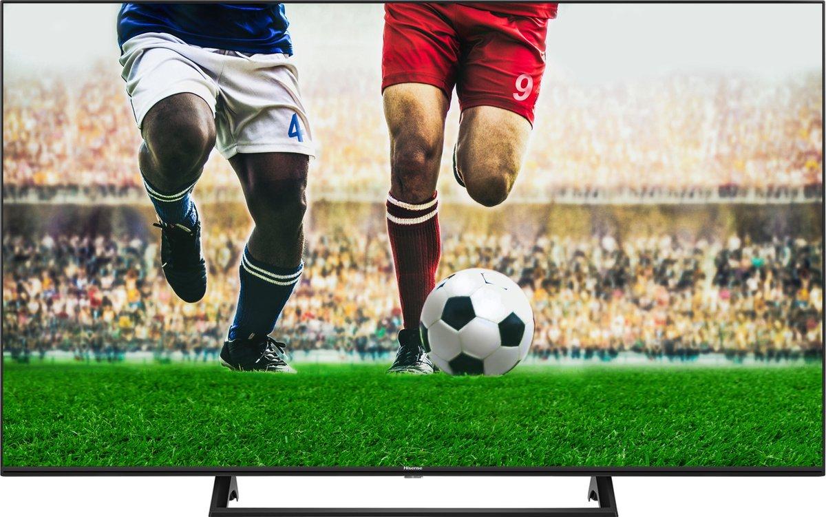 Hisense A7300F 50A7300F tv 127 cm (50'') 4K Ultra HD Smart TV Wi-Fi Zwart