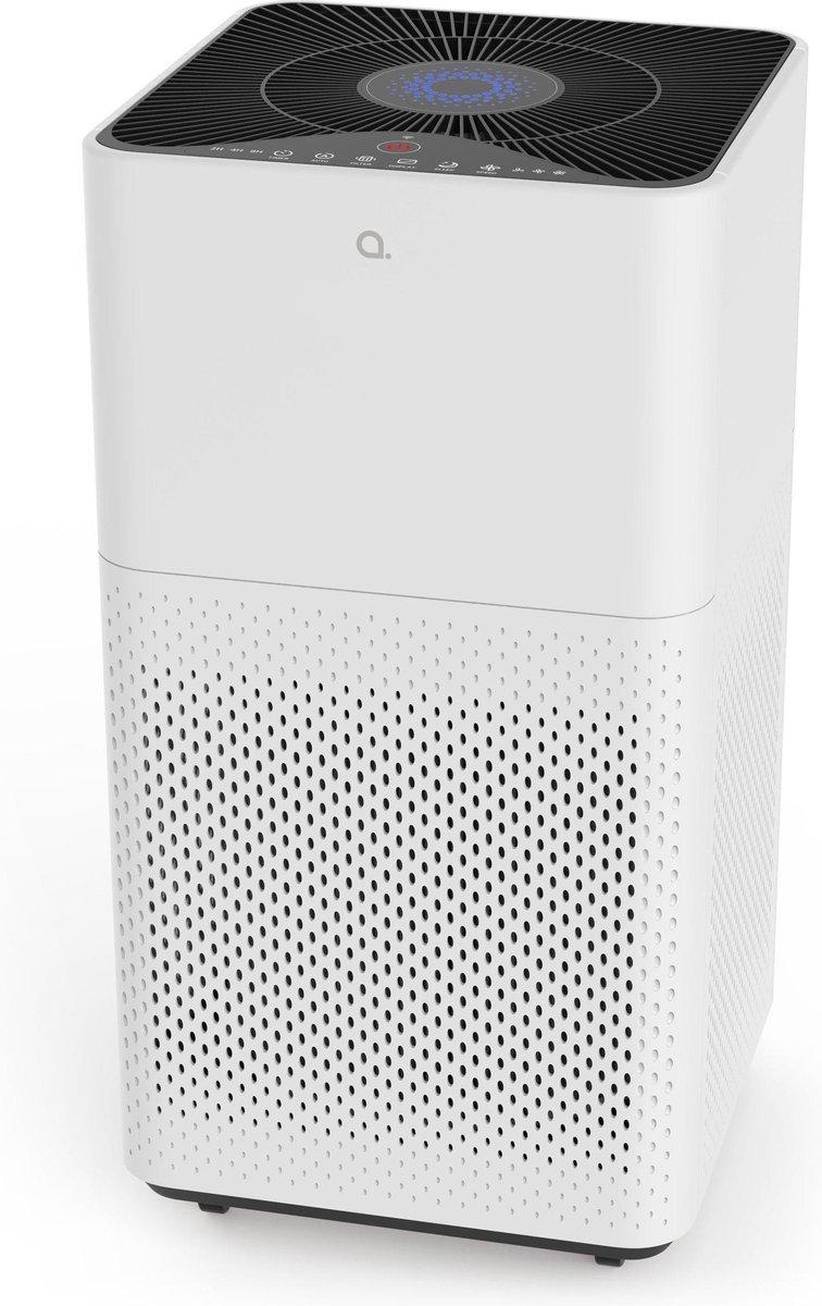 Andersson APF3.0 Wifi Luchtreiniger met HEPA- en koolstoffilter - CADR-WAARDE 350 m³/h - Slaapstand - Wit