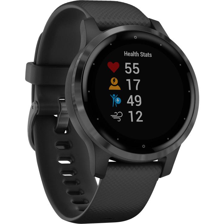 Garmin Vívoactive 4s smartwatch 40 mm, Bluetooth, ANT+, Wi-Fi