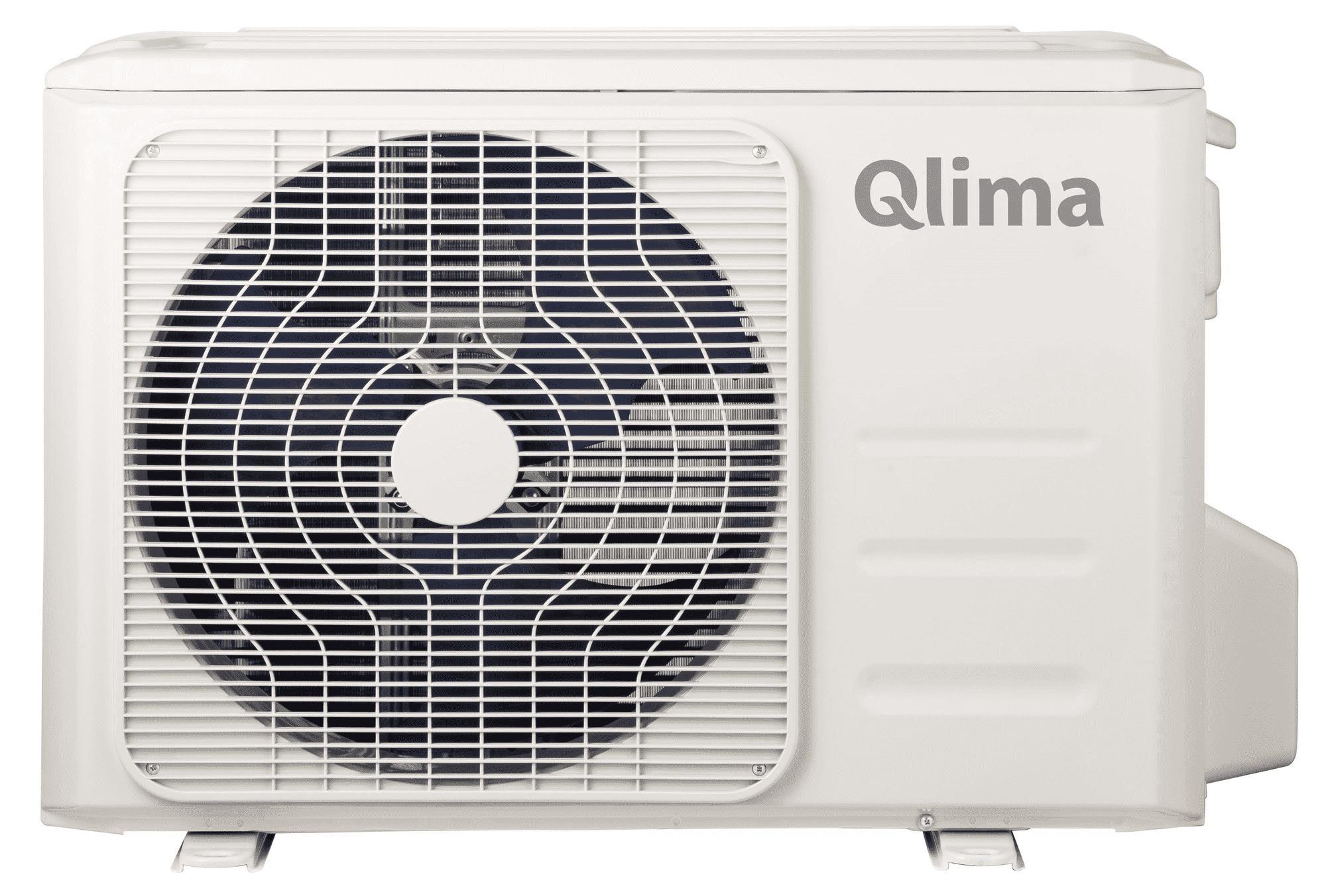 Qlima SC 5232 compleet Split unit airco Wit