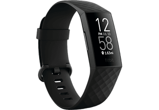FITBIT Charge 4 Zwart